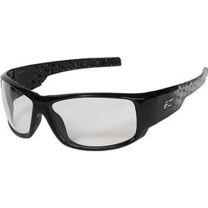 Wolf Peak HZ111D2 Eyewear, Caraz, Black Frame/Clear Lens, Non-Polarized
