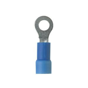Panduit PV14-6RX-M Ring Terminal, expanded vinyl insulation