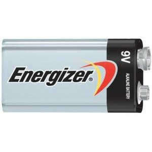 Energizer 522 Battery,energizer,photo,5 Yr,mtl Case, Limited Quantities Available