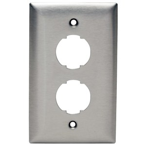 Hubbell-Premise HISF12 FACEPLATE,