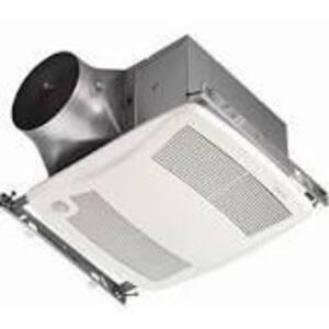 Broan ZB80M Ultra Green™ Series 30/80 CFM, Motion Sensing Fan