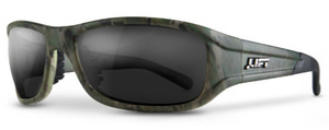 Lift Safety EAS-17DST ALIAS SAFETY GLASSES (DESERT CAMO/SMOKE)