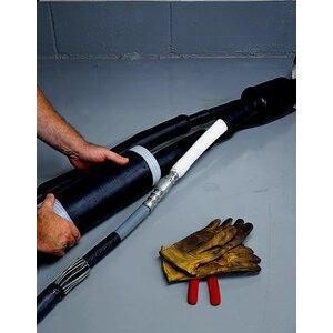 3M QS2012/13-3T-WS Cold Shrink Transistion Splice w/Heat Shrink Wrap Sleeve