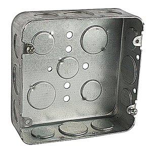 Steel City 5-SS-SPL 4 11/16 SQ BX DRWN 1-1/2DPT 1/2-3/4