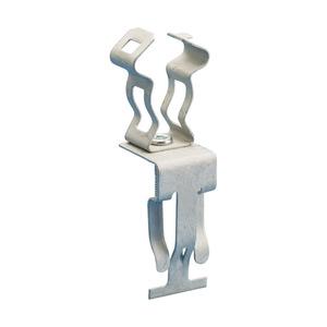 "nVent Caddy 812MATA Conduit Clip, 1/2"" - 3/4"", Steel"