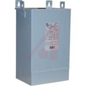 Hammond Power Solutions C1F005LES Transformer, Encapsulated, Industrial, 5KVA, 240/480 x 120/240V