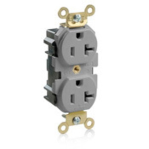 M5362-GY GY REC DUP 20A125V