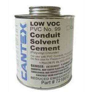 Cantex 7211303 PVC Primer No. 10, 1 Quart
