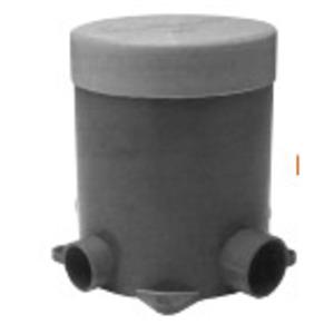 Ipex 076954 PVC FLOOR BOX BASE SCEPTER/KRALOY