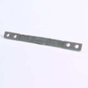"Burndy BD12 Copper Braid, 12"" Long, 2 Holes"