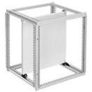 Hoffman PMKPF Mounting Bracket Kit For Full Subpanel, Steel/Zinc Plated