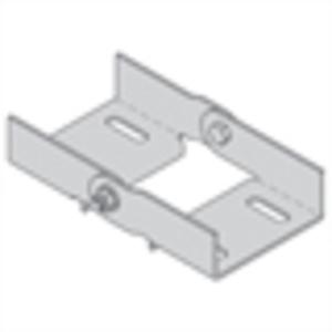 Eaton B-Line 9G-1044 Splice Plate, Wide Channel, Galvanized