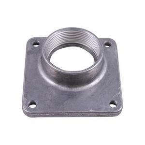 """ABB TC150 Hub, 1-1/2"""" Conduit Size, Aluminum, NEMA 3R, Universal"""