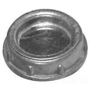 Topaz 309CB 3 1/2 IN RIGID CAPPED BUSHINGS - STEEL CAP - ZINC