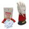 Cementex IGK0-11-8Y Insulated Electrical Glove Kit, Class 0, 11
