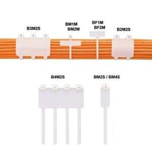 Panduit BM2M-M0 Marker Tie, Wrap, 7.9L (201mm), Miniatur *** Discontinued ***