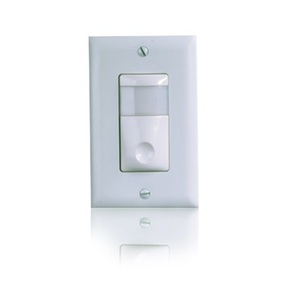 Wattstopper AS-100-W Automatic Control Switch 120/277V, White
