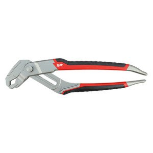 "Milwaukee 48-22-3110 Pump Pliers, 10"", Max Jaw Opening 2"", 22 Settings"