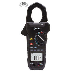 FLIR CM78 AC/DC Clamp Meter, w/ Infrared Thermometer