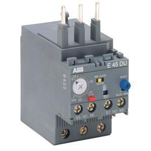 ABB E45DU45 15 - 45 Amp, Electronic Overload Relay