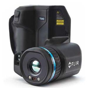 FLIR 79302-0101 Professional Thermal Imaging Camera, 24 Degree Lens