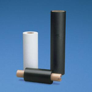 "Panduit RMER4BL Black Resin Thermal Transfer Ribbon, 4-1/4"" x 300'"