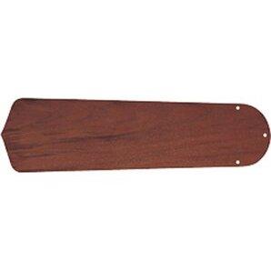 Craftmade B556S-WB6 56in Custom Wood Walnut Fan Blade