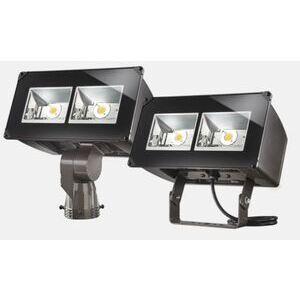 Lumark NFFLD-C40-E-UNV-66-T-CB-7050 LED Floodlight, 128 Watt, 16800 Lumen, 5000K, 120-277V
