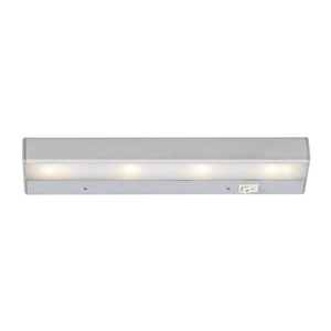 WAC Lighting BA-LED4-SN LED LGT BAR 12INCH