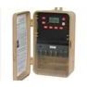 NSI Tork E101B Time Switch, 24-Hour, SPST, NEMA 3R, 40A, 120-277V