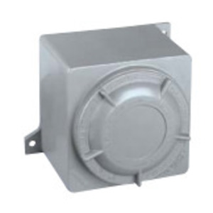 """Hubbell-Killark GRK-2416 Enclosure with Blank Cover, Opening: 7-1/4"""", Aluminum *** Discontinued ***"""
