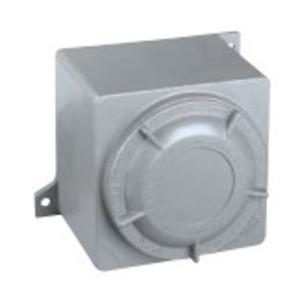 "Hubbell-Killark GRK-2416 Enclosure with Blank Cover, Opening: 7-1/4"", Aluminum"