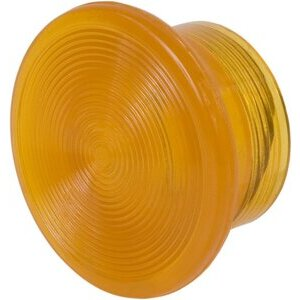 9001A20 30MM MUSHROOM FOR ILLUM PB AMBER