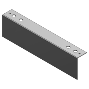 Steel City 667-BP Device Plate For Recessed Service Floor Box