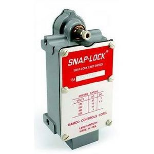 Namco Controls EA170-31100 Limit Switch, Long Mounting, 2NO/NC Contacts, Rotary Operation