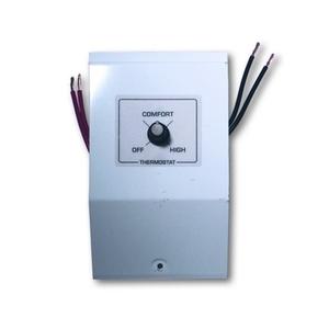 King Electrical BKT2BW BKT2BW Thermostat Kit