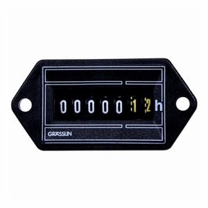 Intermatic FWZ53-120U Grässlin AC Hour Meter