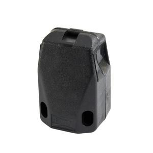 Leviton 287-T 30/50 Amp Angle Plug, 125/250V, 10-30P/10-50P, Non-Grounding