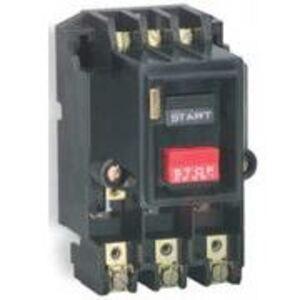 Square D 2510MBO2 Motor Starter Manual, Push Button, 600VAC, 3-5HP, w/Overload Block