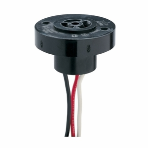 Intermatic K121-30 Locking-Type Retrofit Photocell Receptacle