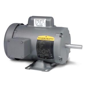 Baldor L3501 .33HP 1725RPM 1PH 60HZ 56 3414L TEFC F1