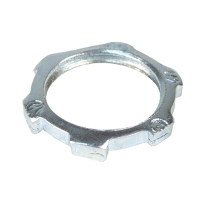 "CI1716 2"" STEEL LOCKNUT"
