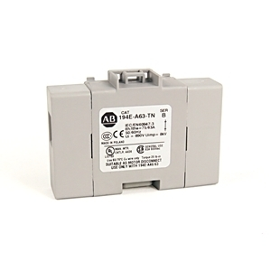 Allen-Bradley 194E-A63-TN Load Switch, Neutral Terminal, for 194E-A40/63