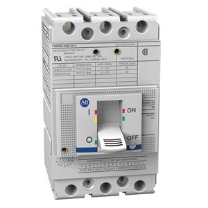 Allen-Bradley 140MG-G8P-D10 Breaker, Molded Case, 100A, G Frame, 480VAC, 65kAIC, Magnetic Only