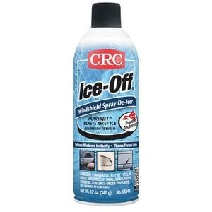 CRC 05346 Windshield Spray De-Icer - 12oz Aerosol Can