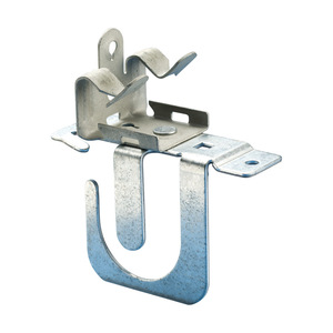 nVent Caddy MCS10158 MC/AC Cable Support Bracket With Flange Clip