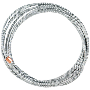 Brady 65320 10 Ft. Galvanized Steel Cable