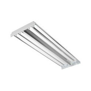 Juno Lighting T5F-454-U-P2-S High Bay, T5HO, 4', 4-Lamp, 120/277V, 54W