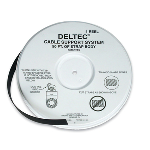 CSS-50R STRAP CBLE 50'/RL FOR DELTEC