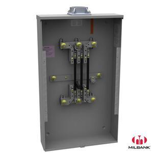 Milbank U4667-G-8043 480A CONT/600A MAX